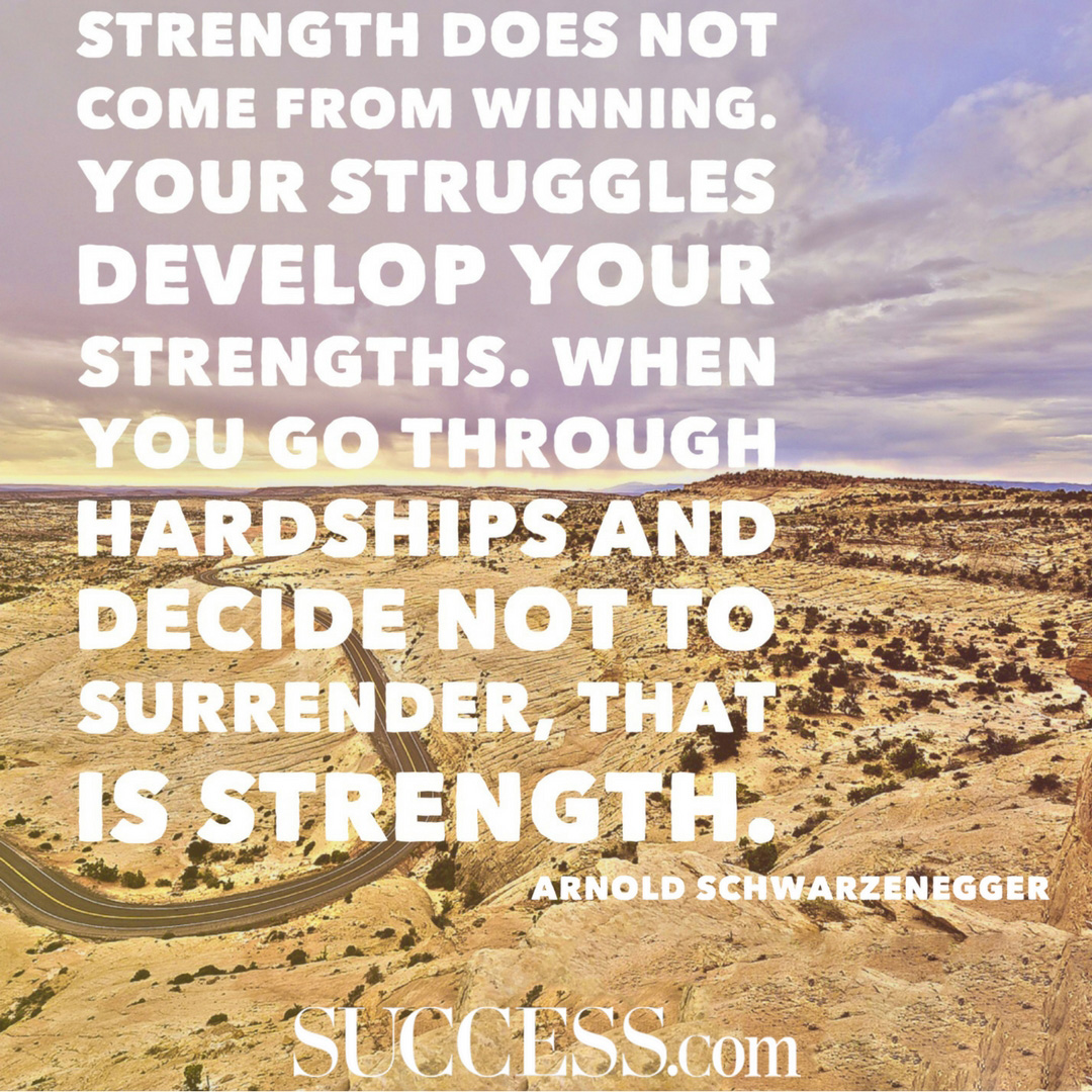 Inspirational Quotes On Life: 21 Motivational Quotes About Strength