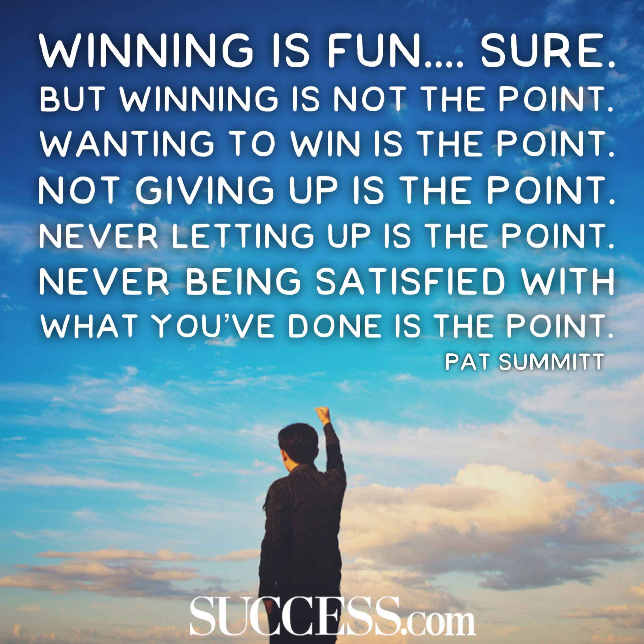 Motivational Quot: 13 Motivational Quotes About Winning