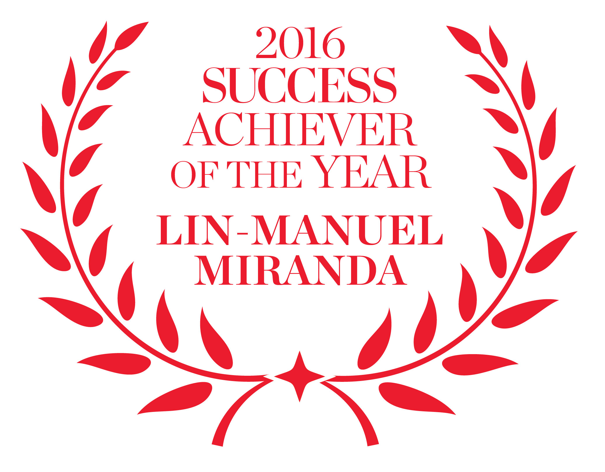 2016 SUCCESS Achievers of the Year