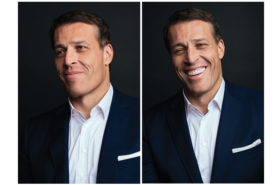 Tony Robbins' Ultimate Guide to Your Best Year Ever
