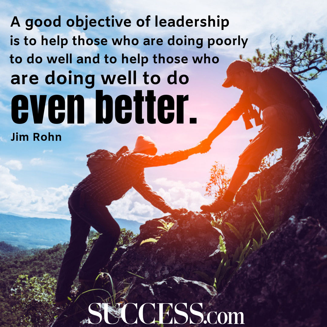 5 Inspiring Leadership Quotes That Will Push You to Be Better