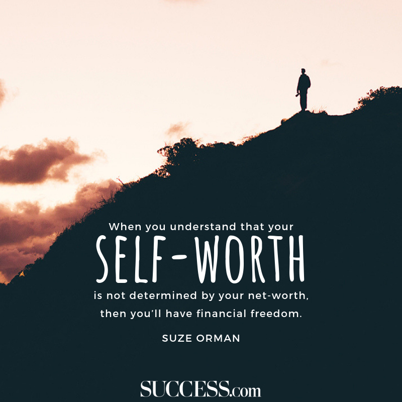 10 Meaningful Quotes About Achieving Financial Freedom Success