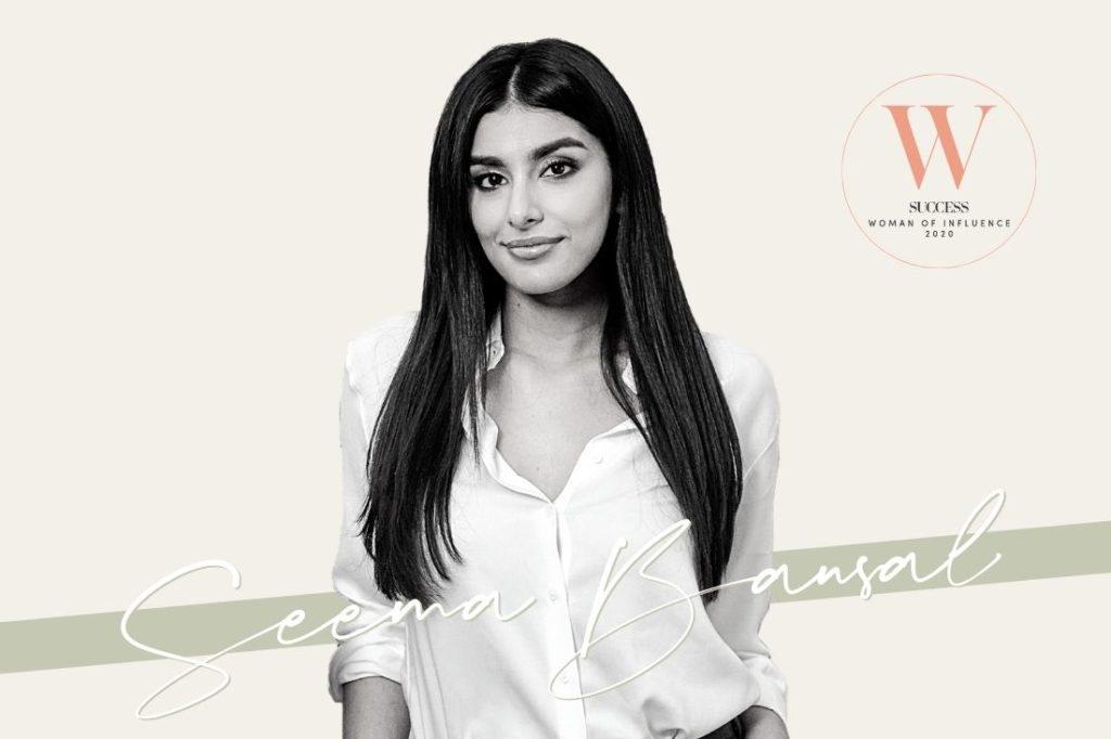 Woman of Influence: Seema Bansal