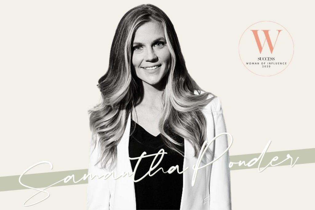 Woman of Influence: Samantha Ponder