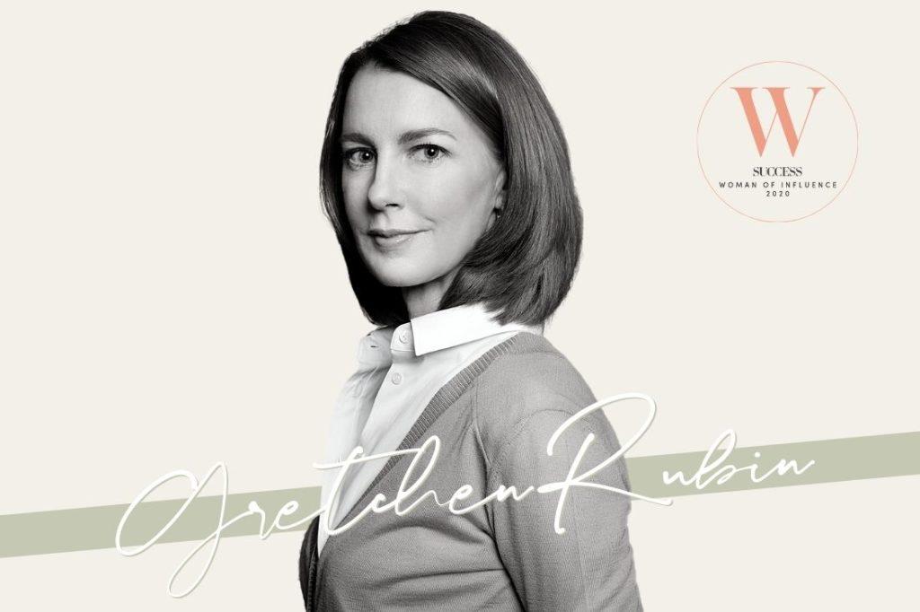 Woman of Influence: Gretchen Rubin