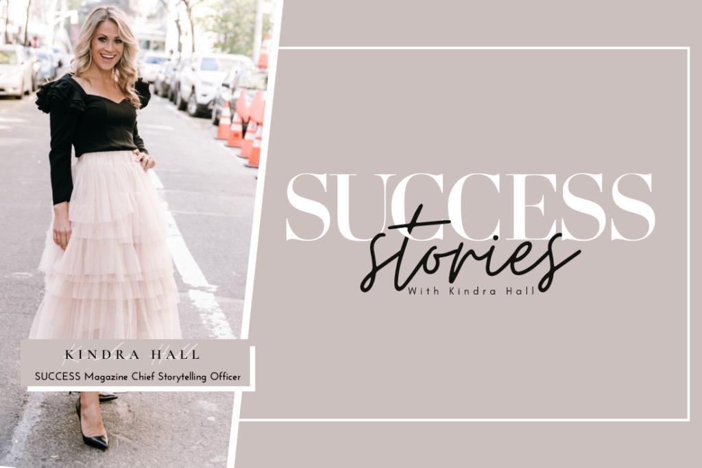 Sunday Stories With Kindra Hall