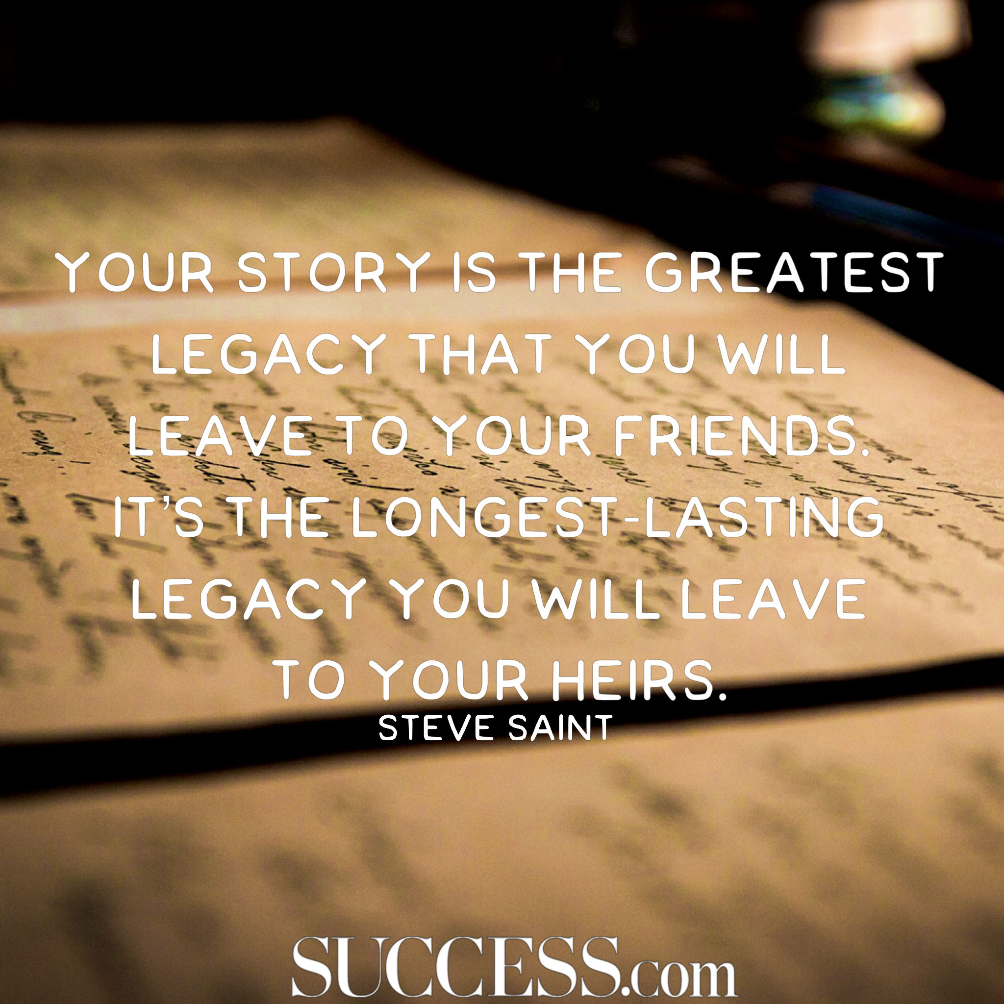 11 Quotes About Leaving a Legacy