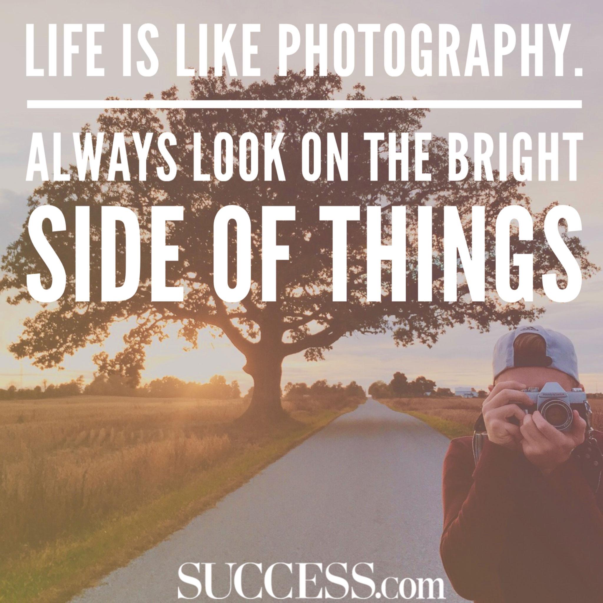 Lifes Success Mantra
