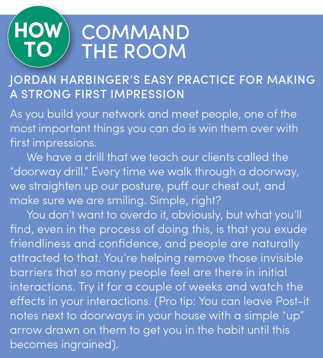 Jordan Harbinger's Best Advice: 'Always Be Giving'