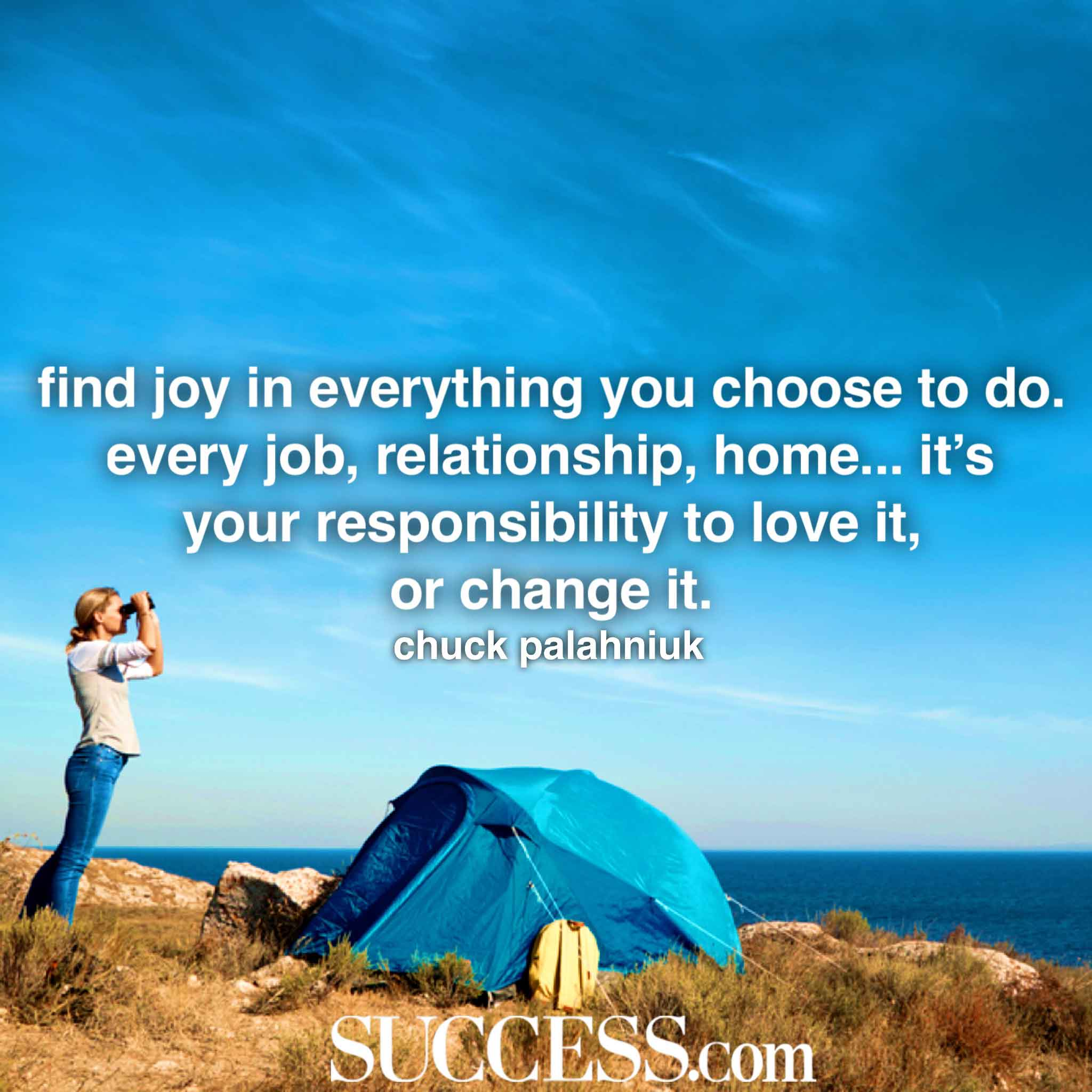 3 Inspiring Quotes to Help You Find Joy  SUCCESS