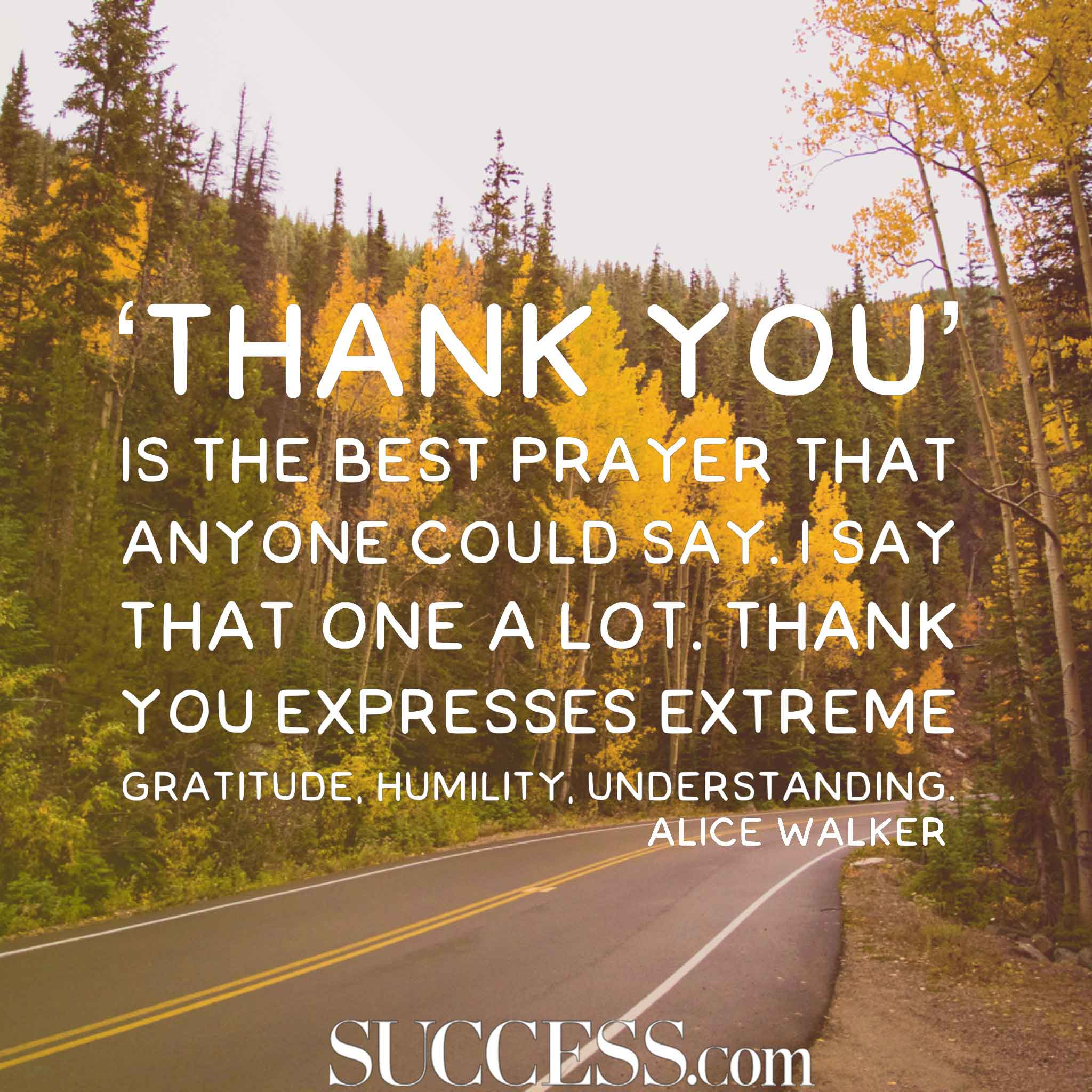 15 Thoughtful Quotes About Gratitude | SUCCESS