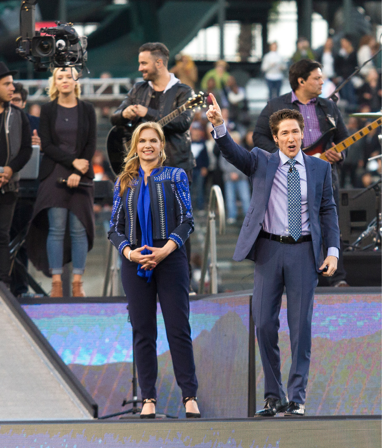 Why Joel Osteen Is the Most Popular Preacher on the Planet