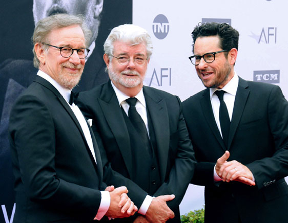 J.J. Abrams and the Unopened Mystery Box