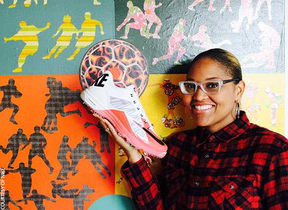 d20645cab385 How Having More Books Than Shoes Helped Nike Footwear Designer