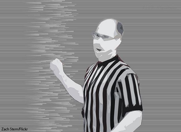 How 20,000 Rabid Fans Gave a Referee His Million-Dollar Idea