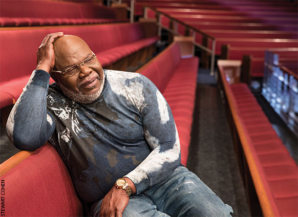 T D  Jakes Wants You to Suffer