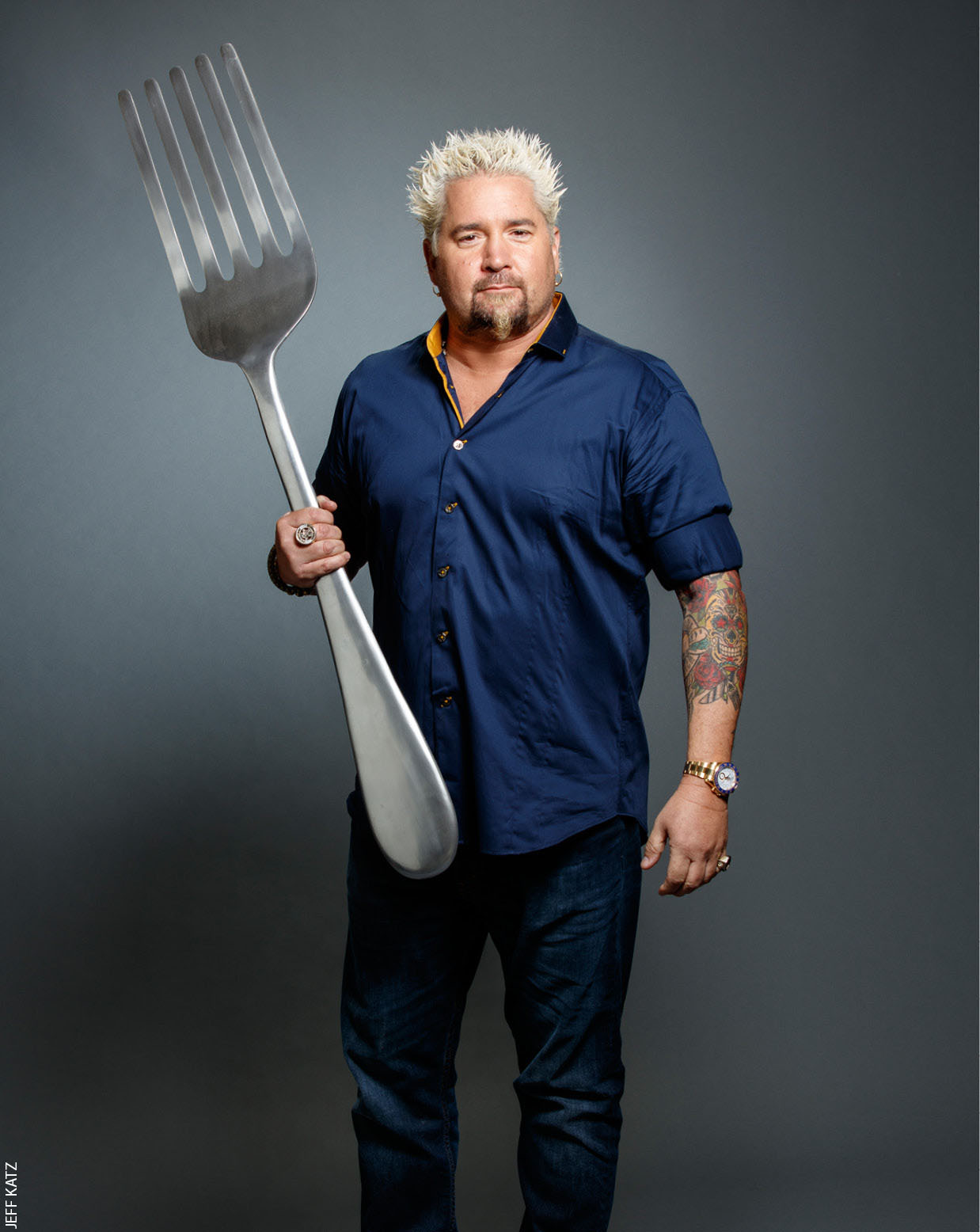 Guy Fieri Shares What Feeds His Appetite for Life